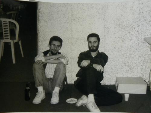 Fumi si Mihnea 1996