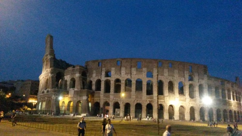 Rome.Col.night