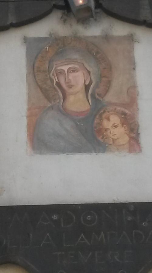 Rome.Madona.Bizantina