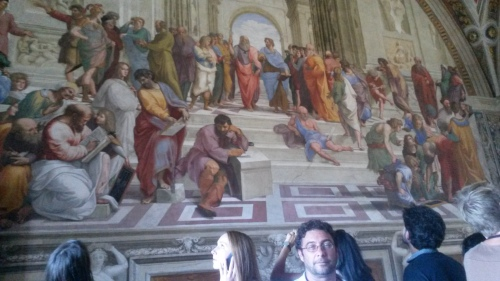 Rome.Scoala.din.Atena.Alin