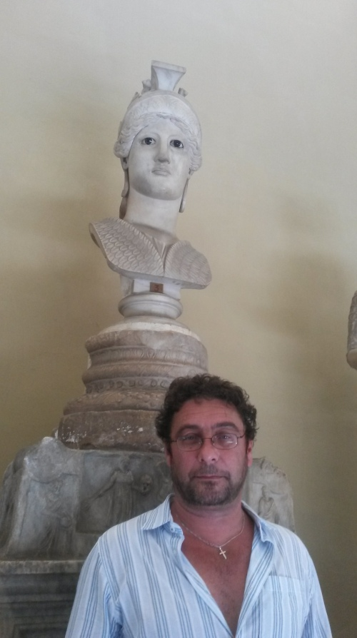 Rome.Vatica.AtenaandI