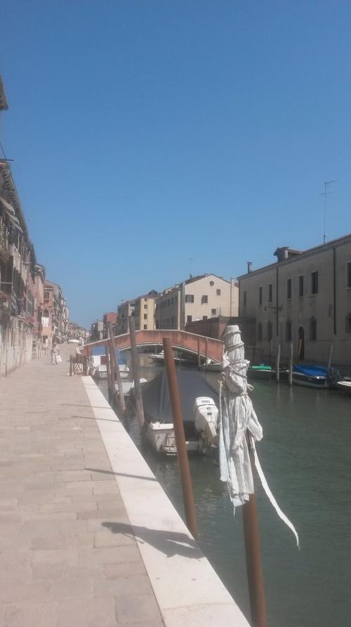 Venice.canal.pustiu