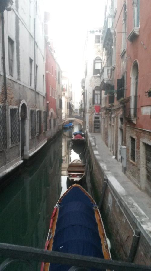 Venice.gondole