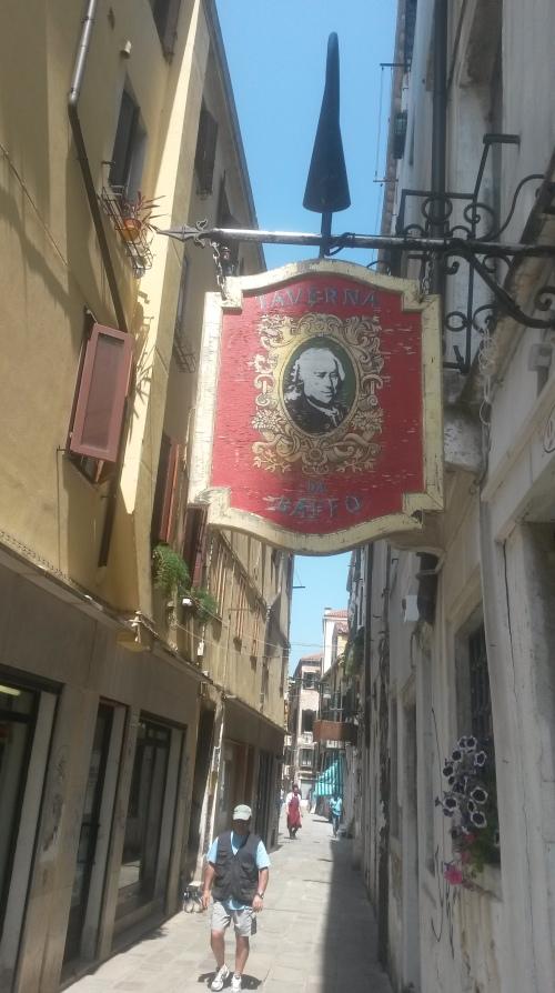 Venice.taverna