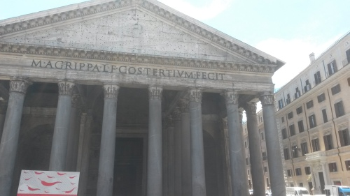 Rome.Panteon.Contantin